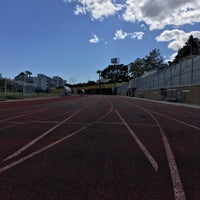 Foto diambil di Polideportivo Municipal Arroyo de la Miel oleh Peter H. pada 4/9/2018