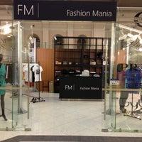 Photo taken at Fashion Mania by Alexsandr J. on 2/26/2013