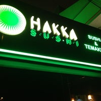 Photo taken at Hakka Sushi by Faissal K. on 4/13/2013