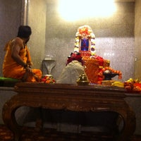 Photo taken at Fremont Hindu Temple by Madhu on 4/14/2015
