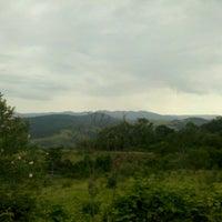Photo taken at Pousada Vale das Pedras by Isadora C. on 1/8/2013