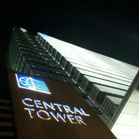 Photo taken at Central Tower by Baagii S. on 1/19/2013