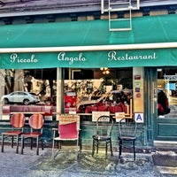 Photo taken at Piccolo Angolo by Maryclaire M. on 6/22/2013