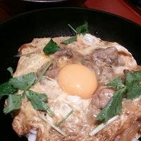 Photo taken at 三宝庵 溝ノ口店 by イベリ コ. on 3/3/2014