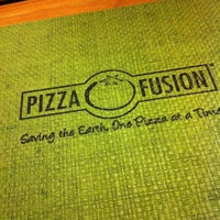 Photo taken at Earth Pizza by James on 11/16/2012