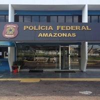 Photo taken at Departamento de Polícia Federal - Superintendência no Estado do Amazonas by Norberto S. on 12/5/2012
