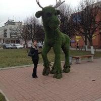Photo taken at Детская площадка by Daria D. on 10/30/2014