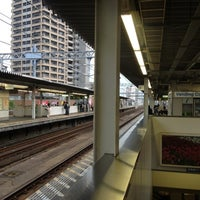 Photo taken at Rokkōmichi Station by ケネス プ. on 10/11/2012