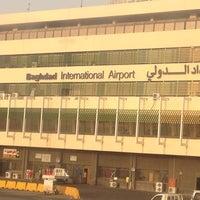 Photo taken at Baghdad International Airport (BGW) by Kamil on 9/14/2012