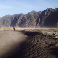 Photo taken at Mount Bromo by Robiat F. on 10/3/2013