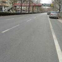 Photo taken at Kerkük Caddesi by Buğrahan E. on 3/3/2013