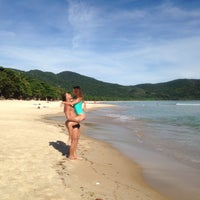Photo taken at Lopes Mendes by Julia A. on 2/3/2017