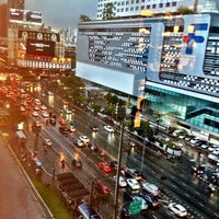 Photo taken at CentralPlaza Grand Rama 9 by Taweewut W. on 6/11/2013