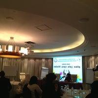 Photo taken at Millennium Hotel Doha by Sharifa . on 2/23/2013