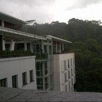 Photo taken at Padma Hotel Bandung by choky p. on 7/4/2013