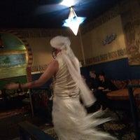 Photo taken at Moun Of Tunis Restaurant by Adam C. on 4/30/2014