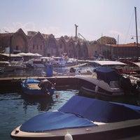 Photo taken at Porto Veneziano Hotel by Yulia K. on 7/18/2013