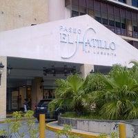 Photo taken at C.C. Paseo El Hatillo by Wilfredo M. on 10/16/2012
