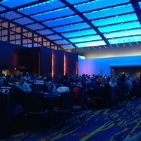 Photo taken at Community Choice Credit Union Convention Center by Angie on 1/27/2013