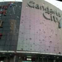 Photo taken at Gandaria City by Charles on 3/31/2013