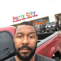 Photo taken at Party City by Dedrick W. on 10/24/2015