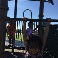 Photo taken at Carey Cox Memorial Park by Dedrick W. on 6/28/2015