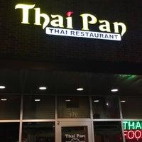 Photo taken at Thai Pan by Dedrick W. on 10/26/2016