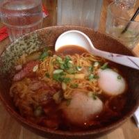 Das Foto wurde bei Cheu Noodle Bar von Mike L. am 6/23/2013 aufgenommen