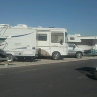 Photo taken at Cherry & Carson RV Storage by Rafael U. on 11/13/2012