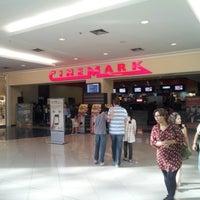 Photo taken at Cinemark by Rodrigo H. on 10/7/2012