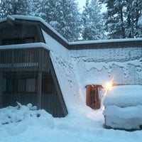 Photo taken at City of Sunriver by Rountree on 2/8/2014