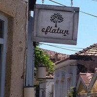 Photo taken at Eflatun by önder y. on 5/19/2015