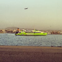 Photo taken at Port of Heraklion by Manos on 5/20/2013