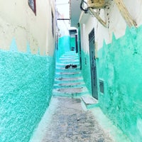 Photo taken at Moulay Idriss by Evi D. on 11/21/2016