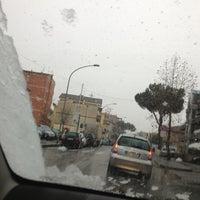 Photo taken at Guidonia Montecelio by Mirella on 1/16/2013