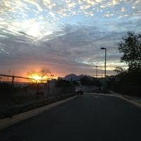 Photo taken at Colegio San Patricio (Campus Cumbres) by Jessica on 1/31/2013