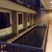 Photo taken at Hotel Diafan by Hendra S. on 6/28/2014