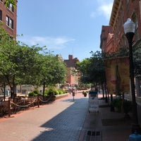 Photo taken at Downtown Cumberland Walking Mall by maurice g. on 6/21/2017