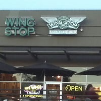 Photo taken at Wingstop by Joie W. on 11/8/2012
