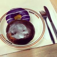 Photo taken at Dunkin' Donuts by Yogie Iskandar T. on 1/14/2014
