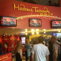 Photo taken at Madame Tussauds by oro on 6/3/2013