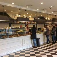Photo taken at Bar Village (caffetteria) by Natalia Z. on 1/11/2013