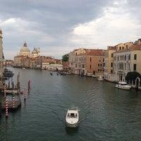 Photo taken at Ponte Marcello by Alina K. on 8/4/2014