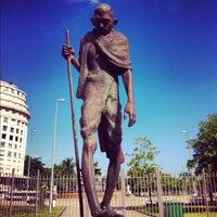 11/28/2012にLayer C.がPraça Mahatma Gandhiで撮った写真
