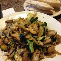 Photo taken at Mongolian Grille by E. W. on 1/2/2013