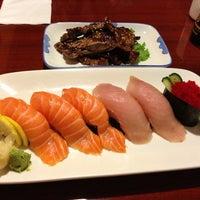 Photo taken at Risty's Cafe & Sushi Bar by Jack C. on 10/2/2012
