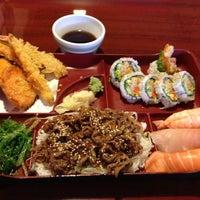 Photo taken at Risty's Cafe & Sushi Bar by Jack C. on 11/8/2012