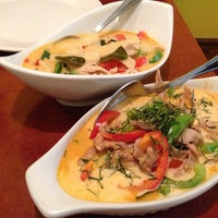 Photo taken at Talay Thai Restaurant by Jack C. on 1/8/2013