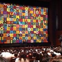 Photo taken at 新国立劇場 オペラパレス by Akiko M. on 2/9/2013