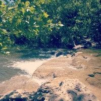 Photo taken at Barton Creek Greenbelt East by Yola B. on 5/17/2014